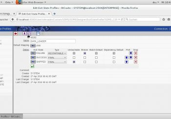 Tutorial Video 4: Exit-State-Definitions, -Mappings und -Profiles