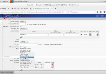 Tutorial-Video 9: Weitere Optionen beim Time-Scheduling